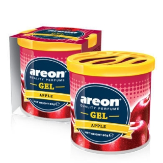 AREON GEL CAN - Apple 80g