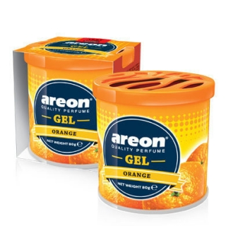AREON GEL CAN - Orange 80g