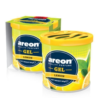 AREON GEL CAN - Lemon 80g
