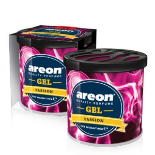 AREON GEL CAN - Passion 80g