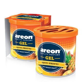 AREON GEL CAN - Tutti Frutti 80g