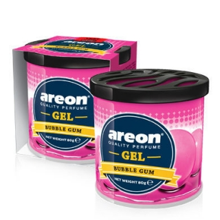 AREON GEL CAN - Bubble Gum 80g