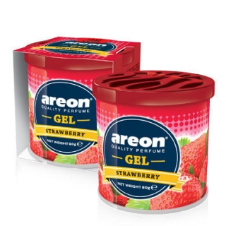 AREON GEL CAN - Strawberry 80g