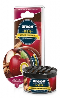AREON KEN - Apple & Cinnamon 80g