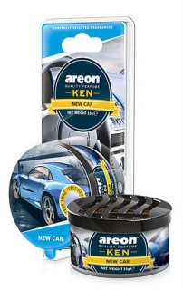 AREON KEN - New Car 80g