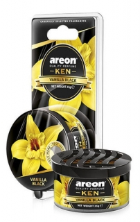 AREON KEN - Vanilla Black 80g