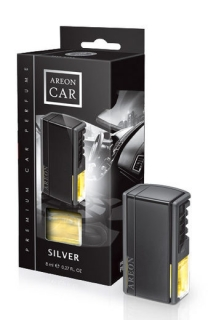 AREON CAR - Black edition Silver 80g