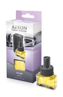 AREON CAR - Silver náplň 80g