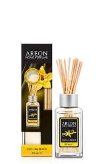 AREON HOME PERFUME - Vanilla Black 85ml