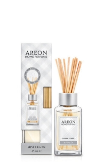 AREON HOME PERFUME - Silver Linen 85ml