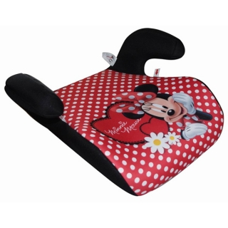 Podsedák do auta Minnie Mouse